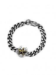 ABÖVE/Horse shoe star Bracelet<img class='new_mark_img2' src='https://img.shop-pro.jp/img/new/icons1.gif' style='border:none;display:inline;margin:0px;padding:0px;width:auto;' />
