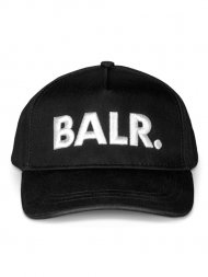 BALR./CLASSIC COTTON CAP BLACK<img class='new_mark_img2' src='https://img.shop-pro.jp/img/new/icons50.gif' style='border:none;display:inline;margin:0px;padding:0px;width:auto;' />