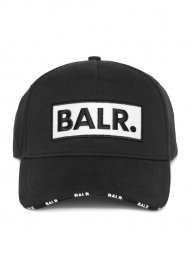 BALR./Classic Felt Box Logo Cap Black<img class='new_mark_img2' src='https://img.shop-pro.jp/img/new/icons55.gif' style='border:none;display:inline;margin:0px;padding:0px;width:auto;' />