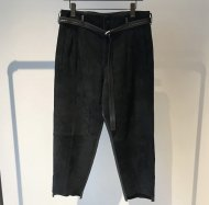 FORSOMEONE先行予約/LEATHER TWO FACE TROUSER<img class='new_mark_img2' src='https://img.shop-pro.jp/img/new/icons50.gif' style='border:none;display:inline;margin:0px;padding:0px;width:auto;' />