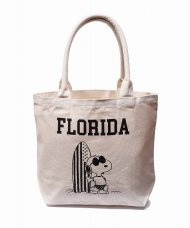 (予約)TMT/PEANUTS×TMT PIPE HANDLE CANVAS TOTEBAG (FLORIDA)(IVORY)期日:4/15 19時まで<img class='new_mark_img2' src='https://img.shop-pro.jp/img/new/icons1.gif' style='border:none;display:inline;margin:0px;padding:0px;width:auto;' />