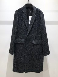 junhashimoto2018AW/LONG CHESTER COAT (GRAY)<img class='new_mark_img2' src='https://img.shop-pro.jp/img/new/icons50.gif' style='border:none;display:inline;margin:0px;padding:0px;width:auto;' />
