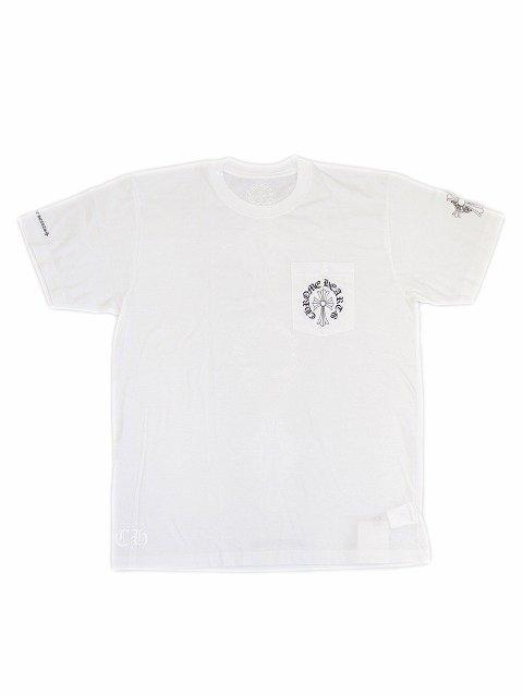 CHROMEHEARTS/ポケットTシャツ