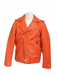 BANA/Rosemont Moto Jacket(ORANGE)<img class='new_mark_img2' src='//img.shop-pro.jp/img/new/icons50.gif' style='border:none;display:inline;margin:0px;padding:0px;width:auto;' />