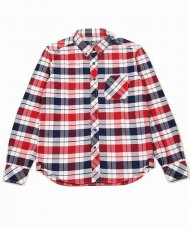 TMT/REVIVAL L/SL OX CHECK SHIRT(TRICOLOR)<img class='new_mark_img2' src='https://img.shop-pro.jp/img/new/icons1.gif' style='border:none;display:inline;margin:0px;padding:0px;width:auto;' />