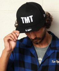 TMT2019SS/TMT×NEWERA 950 CAP(TMT)(BLACK)<img class='new_mark_img2' src='https://img.shop-pro.jp/img/new/icons50.gif' style='border:none;display:inline;margin:0px;padding:0px;width:auto;' />