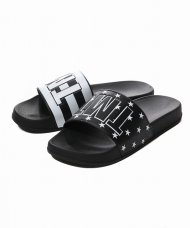 TMT2019SS/SHOWER SANDALS(U.S.FLAG)(BLACK)<img class='new_mark_img2' src='https://img.shop-pro.jp/img/new/icons1.gif' style='border:none;display:inline;margin:0px;padding:0px;width:auto;' />
