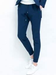 junhashimoto2019SS/KNITTING EASY PANTS(NAVY)<img class='new_mark_img2' src='https://img.shop-pro.jp/img/new/icons50.gif' style='border:none;display:inline;margin:0px;padding:0px;width:auto;' />