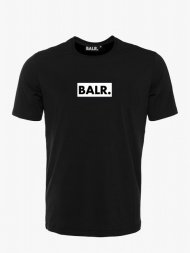 BALR./BLACK LABEL - CLUB T-SHIRT BLACK<img class='new_mark_img2' src='https://img.shop-pro.jp/img/new/icons1.gif' style='border:none;display:inline;margin:0px;padding:0px;width:auto;' />