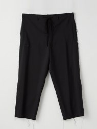 Forsomeone/EASY TROUSER(BLACK)<img class='new_mark_img2' src='https://img.shop-pro.jp/img/new/icons1.gif' style='border:none;display:inline;margin:0px;padding:0px;width:auto;' />