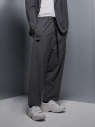 Forsomeone/EASY TROUSER(GREY)<img class='new_mark_img2' src='https://img.shop-pro.jp/img/new/icons1.gif' style='border:none;display:inline;margin:0px;padding:0px;width:auto;' />