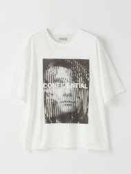 FORSOMEONE2019SS/TWOFACE TEE(WHITE)<img class='new_mark_img2' src='https://img.shop-pro.jp/img/new/icons1.gif' style='border:none;display:inline;margin:0px;padding:0px;width:auto;' />