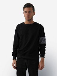 BLVCK PARIS/EXCLUSIVE BOLD STRIPE SWEATER<img class='new_mark_img2' src='https://img.shop-pro.jp/img/new/icons1.gif' style='border:none;display:inline;margin:0px;padding:0px;width:auto;' />