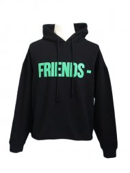 VLONE/FRIENDS HOODIE(BLACK)<img class='new_mark_img2' src='https://img.shop-pro.jp/img/new/icons1.gif' style='border:none;display:inline;margin:0px;padding:0px;width:auto;' />