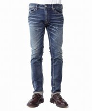 TMT2019AW/HYBRID-STRETCH VINTAGE FINISH DENIM 5P TAPERED(INDIGO)<img class='new_mark_img2' src='https://img.shop-pro.jp/img/new/icons50.gif' style='border:none;display:inline;margin:0px;padding:0px;width:auto;' />