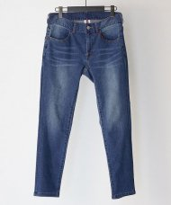 PIUORO/SUPER STRETCH DENIM - USED WASH -<img class='new_mark_img2' src='https://img.shop-pro.jp/img/new/icons24.gif' style='border:none;display:inline;margin:0px;padding:0px;width:auto;' />