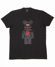 BE@RBRICK×TMT S/SL RAFI JERSEY(ROCK YOUR BABY)(BLACK)<img class='new_mark_img2' src='https://img.shop-pro.jp/img/new/icons50.gif' style='border:none;display:inline;margin:0px;padding:0px;width:auto;' />