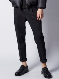 "HANACO(EASY TUCK PANTS ""Dickies""for junhashimoto)(BLACK)<img class='new_mark_img2' src='https://img.shop-pro.jp/img/new/icons1.gif' style='border:none;display:inline;margin:0px;padding:0px;width:auto;' />"