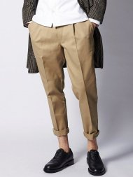 "HANACO(EASY TUCK PANTS ""Dickies""for junhashimoto)(KHAKI)<img class='new_mark_img2' src='https://img.shop-pro.jp/img/new/icons50.gif' style='border:none;display:inline;margin:0px;padding:0px;width:auto;' />"