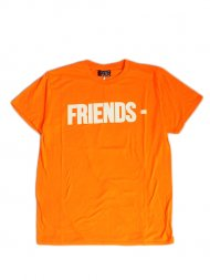 VLONE/FRIENDS SS TEE(ORANGE)<img class='new_mark_img2' src='https://img.shop-pro.jp/img/new/icons55.gif' style='border:none;display:inline;margin:0px;padding:0px;width:auto;' />