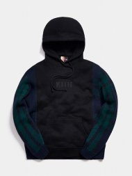 KITH NYC/KITH PLAID ADAM COMBO KNIT HOODIE<img class='new_mark_img2' src='https://img.shop-pro.jp/img/new/icons50.gif' style='border:none;display:inline;margin:0px;padding:0px;width:auto;' />