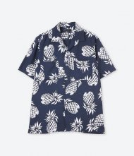 junhashimoto2020SS/ALOHA SHIRTS(NAVY)<img class='new_mark_img2' src='https://img.shop-pro.jp/img/new/icons50.gif' style='border:none;display:inline;margin:0px;padding:0px;width:auto;' />