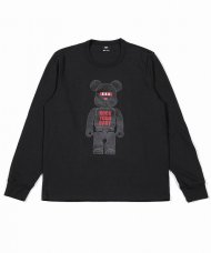 BE@RBRICK×TMT/L/SLAMERICAN JERSEY(ROCK YOUR BABY)(BLACK)<img class='new_mark_img2' src='https://img.shop-pro.jp/img/new/icons1.gif' style='border:none;display:inline;margin:0px;padding:0px;width:auto;' />