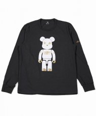 BE@RBRICK×TMT/L/SLAMERICAN JERSEY(GOOD LUCK)(BLACK)<img class='new_mark_img2' src='https://img.shop-pro.jp/img/new/icons1.gif' style='border:none;display:inline;margin:0px;padding:0px;width:auto;' />