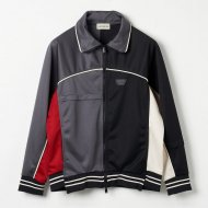 FORSOMEONE/TRACK TOP(D.GREY)<img class='new_mark_img2' src='https://img.shop-pro.jp/img/new/icons1.gif' style='border:none;display:inline;margin:0px;padding:0px;width:auto;' />