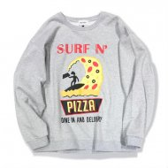 SURF N' PIZZA CREW by PALM/STRIPES<img class='new_mark_img2' src='https://img.shop-pro.jp/img/new/icons1.gif' style='border:none;display:inline;margin:0px;padding:0px;width:auto;' />