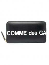 COMME des GARCONS/SA0110HL HUGE LOGO WALLET<img class='new_mark_img2' src='https://img.shop-pro.jp/img/new/icons1.gif' style='border:none;display:inline;margin:0px;padding:0px;width:auto;' />