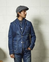 TMT2020AW/HYBRID-STRETCH DENIM TAILORED JACKET<img class='new_mark_img2' src='https://img.shop-pro.jp/img/new/icons1.gif' style='border:none;display:inline;margin:0px;padding:0px;width:auto;' />