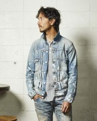 TMT2020AW/HYBRID-STRETCH DENIM JACKET-TYPE 2ND(DESTROY)<img class='new_mark_img2' src='https://img.shop-pro.jp/img/new/icons1.gif' style='border:none;display:inline;margin:0px;padding:0px;width:auto;' />