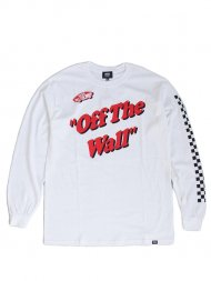 VANS/Vintage Off The Wall L/S T-Shirts(White)<img class='new_mark_img2' src='https://img.shop-pro.jp/img/new/icons50.gif' style='border:none;display:inline;margin:0px;padding:0px;width:auto;' />