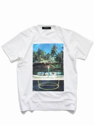 MARBLES/YF SHOOT ISLAND TEE / WHITE<img class='new_mark_img2' src='https://img.shop-pro.jp/img/new/icons1.gif' style='border:none;display:inline;margin:0px;padding:0px;width:auto;' />