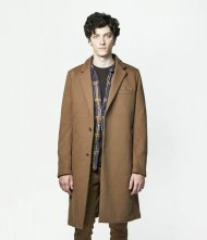 Junhashimoto2020AW/NUKUMORI CHESTERCOAT(CAMEL)<img class='new_mark_img2' src='https://img.shop-pro.jp/img/new/icons1.gif' style='border:none;display:inline;margin:0px;padding:0px;width:auto;' />