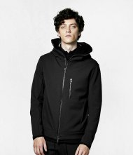 Junhashimoto2020AW/NUKUNORI HOODED(BLACK)<img class='new_mark_img2' src='https://img.shop-pro.jp/img/new/icons50.gif' style='border:none;display:inline;margin:0px;padding:0px;width:auto;' />