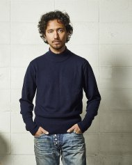 TMT2020AW/YAK-KNIT PULLOVER SWEATER(TURTLE-NECK)(NAVY)<img class='new_mark_img2' src='https://img.shop-pro.jp/img/new/icons1.gif' style='border:none;display:inline;margin:0px;padding:0px;width:auto;' />