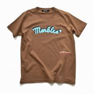 MARBLES/POP TEE / DARK CAMEL<img class='new_mark_img2' src='https://img.shop-pro.jp/img/new/icons1.gif' style='border:none;display:inline;margin:0px;padding:0px;width:auto;' />