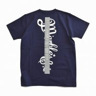 MARBLES/BIG NEO-LOGO TEE / NAVY<img class='new_mark_img2' src='https://img.shop-pro.jp/img/new/icons1.gif' style='border:none;display:inline;margin:0px;padding:0px;width:auto;' />