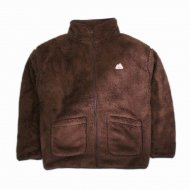VANS/Sherpa Zip Jacket(BROWN)<img class='new_mark_img2' src='https://img.shop-pro.jp/img/new/icons24.gif' style='border:none;display:inline;margin:0px;padding:0px;width:auto;' />