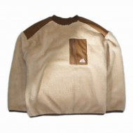 VANS/Sherpa Crew Tops(BEIGE)<img class='new_mark_img2' src='https://img.shop-pro.jp/img/new/icons50.gif' style='border:none;display:inline;margin:0px;padding:0px;width:auto;' />
