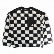 VANS/Sherpa Crew Tops(CHECKER)<img class='new_mark_img2' src='https://img.shop-pro.jp/img/new/icons1.gif' style='border:none;display:inline;margin:0px;padding:0px;width:auto;' />