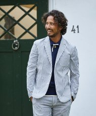 TMT2021SS/SEERSUKER TAILORED JACKET <img class='new_mark_img2' src='https://img.shop-pro.jp/img/new/icons1.gif' style='border:none;display:inline;margin:0px;padding:0px;width:auto;' />