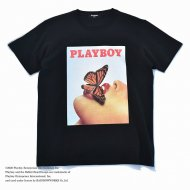 MARBLES/PLAY BOY S/SL TEE 01 / BLACK<img class='new_mark_img2' src='https://img.shop-pro.jp/img/new/icons1.gif' style='border:none;display:inline;margin:0px;padding:0px;width:auto;' />