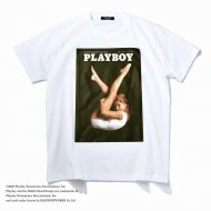 MARBLES/PLAY BOY S/SL TEE 02 / WHITE<img class='new_mark_img2' src='https://img.shop-pro.jp/img/new/icons1.gif' style='border:none;display:inline;margin:0px;padding:0px;width:auto;' />