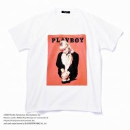 MARBLES/PLAY BOY S/SL TEE 03 / WHITE<img class='new_mark_img2' src='https://img.shop-pro.jp/img/new/icons1.gif' style='border:none;display:inline;margin:0px;padding:0px;width:auto;' />