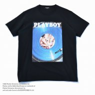 MARBLES/PLAY BOY S/SL TEE 04 / BLACK<img class='new_mark_img2' src='https://img.shop-pro.jp/img/new/icons1.gif' style='border:none;display:inline;margin:0px;padding:0px;width:auto;' />