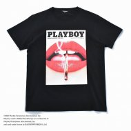 MARBLES/PLAY BOY S/SL TEE 05 / BLACK<img class='new_mark_img2' src='https://img.shop-pro.jp/img/new/icons1.gif' style='border:none;display:inline;margin:0px;padding:0px;width:auto;' />