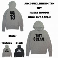 TMT×ARCDEUX 13周年記念 SWEAT HOODIE(BIG13 OCEAN)<img class='new_mark_img2' src='https://img.shop-pro.jp/img/new/icons1.gif' style='border:none;display:inline;margin:0px;padding:0px;width:auto;' />